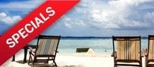 Mozambique Holiday Accommodation specials