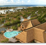 Flamingo Bay Water Lodge Accommodation