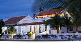 Ibo Island Lodge Exterior