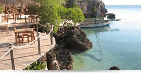 Londo Lodge Pemba accommodation