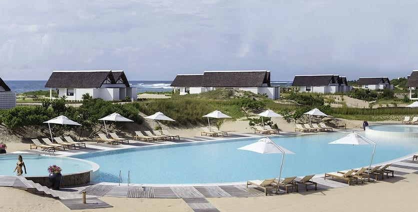 Diamonds Mequfi Beach Resort Mozambique GSA