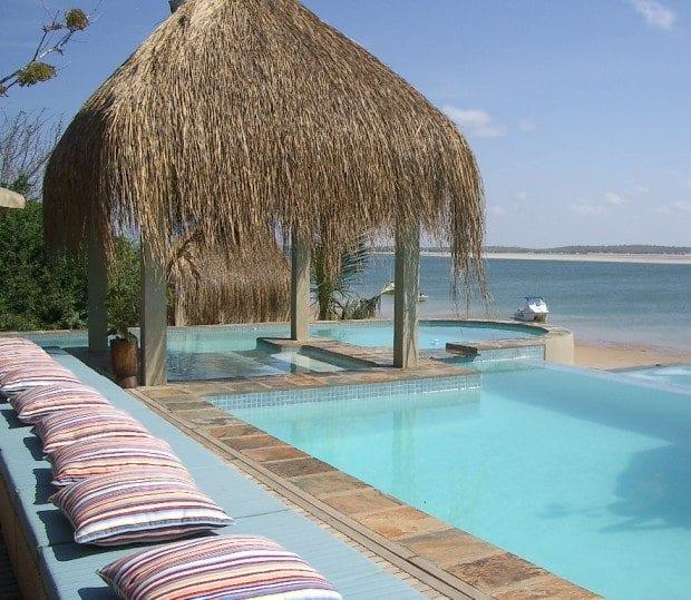 Dugong Lodge pool
