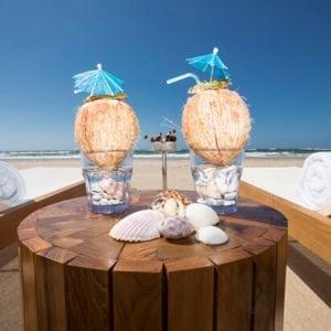 Southern Mozambique holiday resorts near Maputo