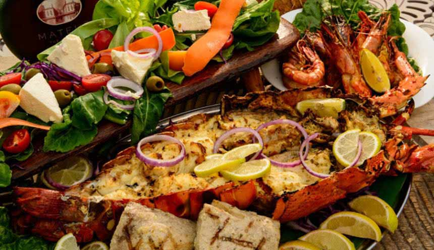 Bahia Mar 004 Dinner