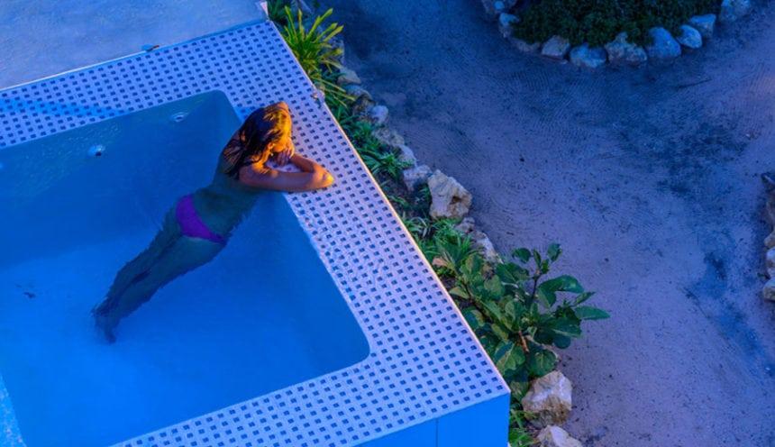 Bahia Mar 009 pool with a view