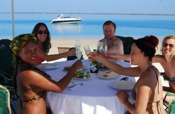 bahia mar 35 luxury boat mayara
