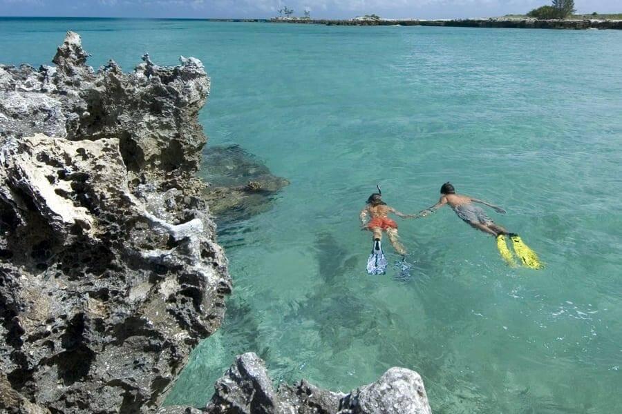 Anantara Bazaruto 038 paradise island snorkelling