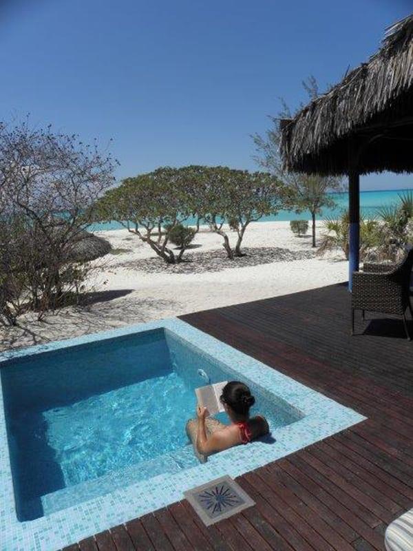 Anantara Medjumbe 014 Villa pool