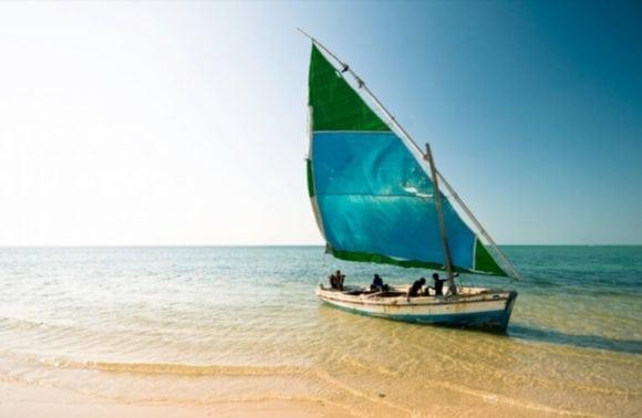 AndBeyond Benguerra Sailing