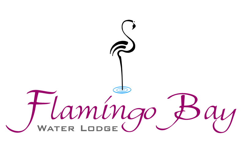 Flamingo Bay Water Lodge Logo
