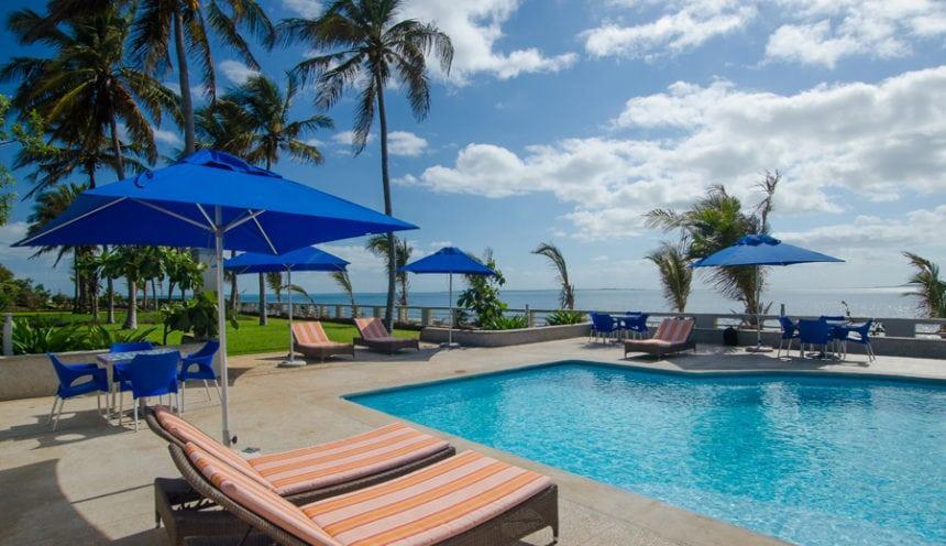 Hotel Dona Ana 001 Pool side