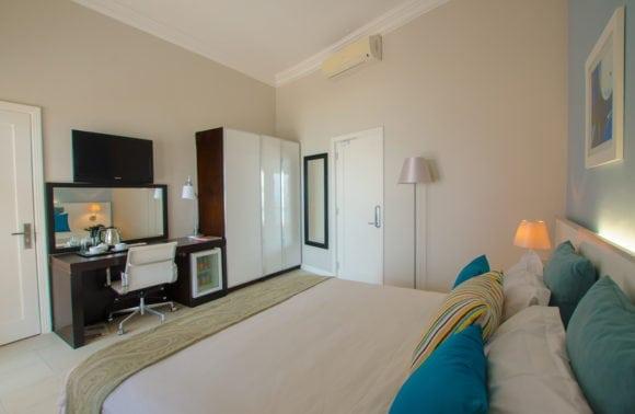 Hotel Dona Ana 015 Bedroom