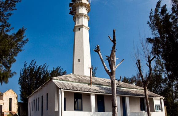 Inhaca Lighthouse