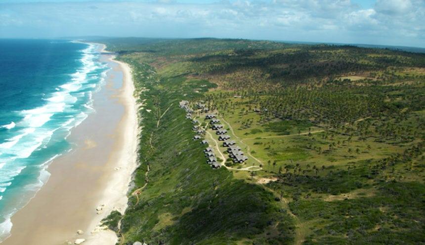 Massinga Beach Mozambique Gsa