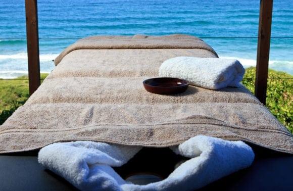 Massinga Beach 012 Massage