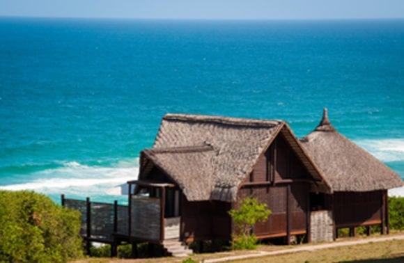 Massinga Beach 016 oceanfront deluxe room