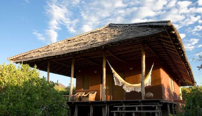 Nuarro Lodge 009 Exterior of Chalet