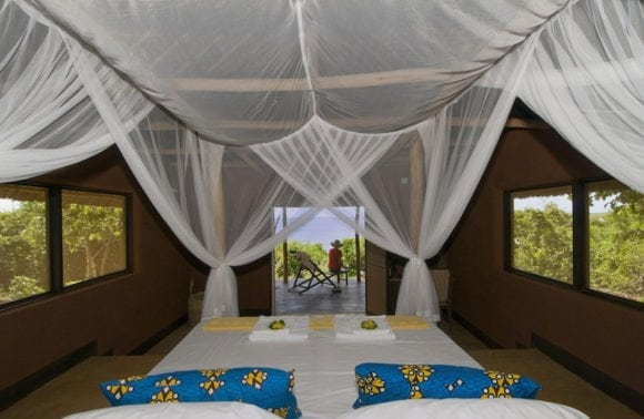 Nuarro Lodge 012 Chalet Interior