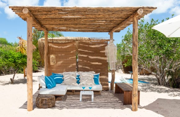 Peri Peri Private Beach Sofa