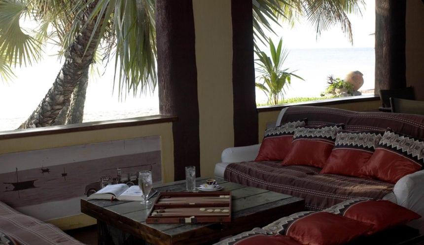 Pestana Bazaruto Lodge 007 Lodge interior lounge