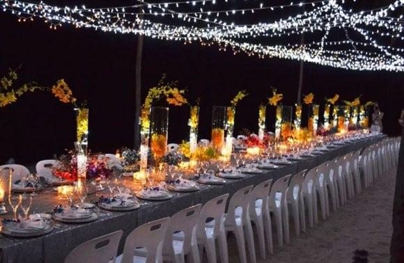 Pestana Bazaruto Lodge 017 Wedding Reception