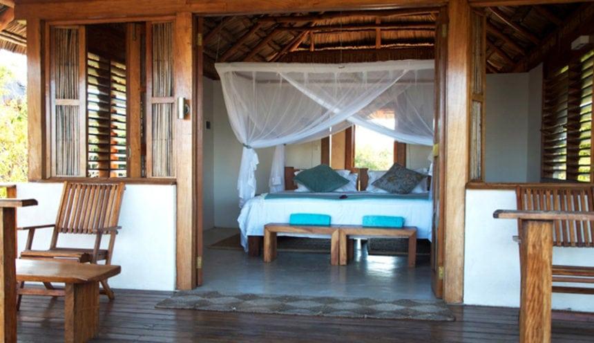 Rio Azul Lodge 002 Double Chalet