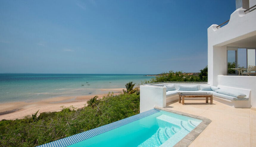 Villa Santorini 007 Ocean View
