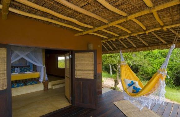 chalet hammock