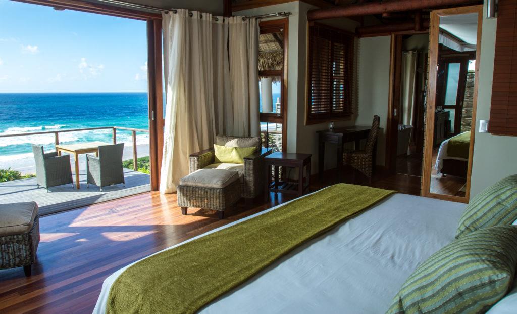 massinga oceanfront deluxe bedroom 2