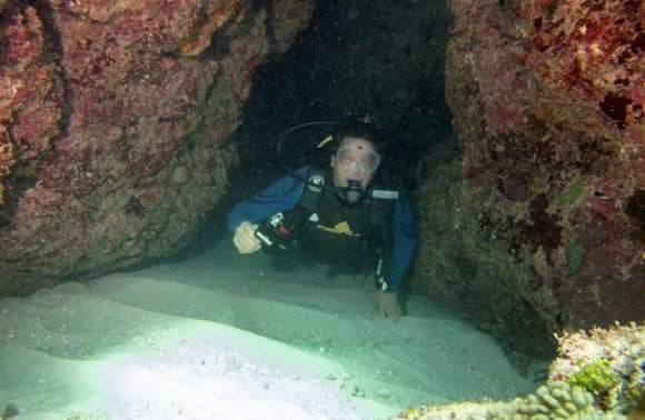 ossimba 23 diver