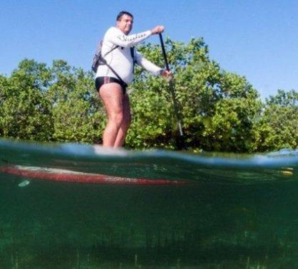 ossimba 39 paddling