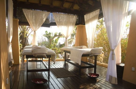 spa outdoor sala double