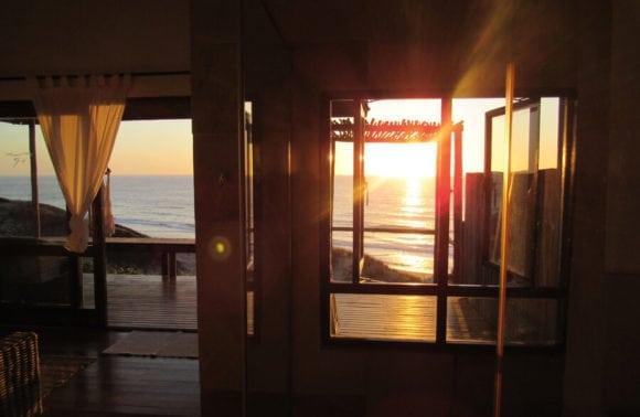 Blue Footprints Honeymoon 001 Sunset View