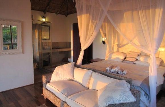 Blue Footprints Honeymoon 002 Bedroom