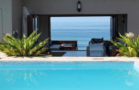 Blue Footprints Lodge 024 Pool Lounge and Deck