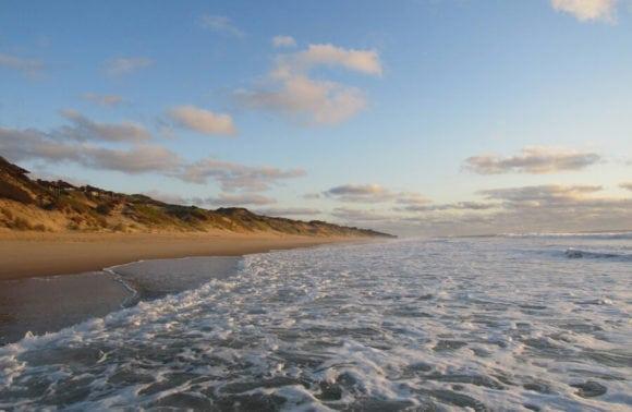 Blue Footprints Lodge 027 Beach