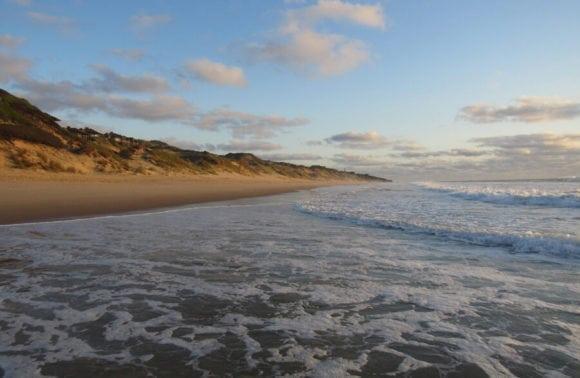 Blue Footprints Lodge 029 Beach