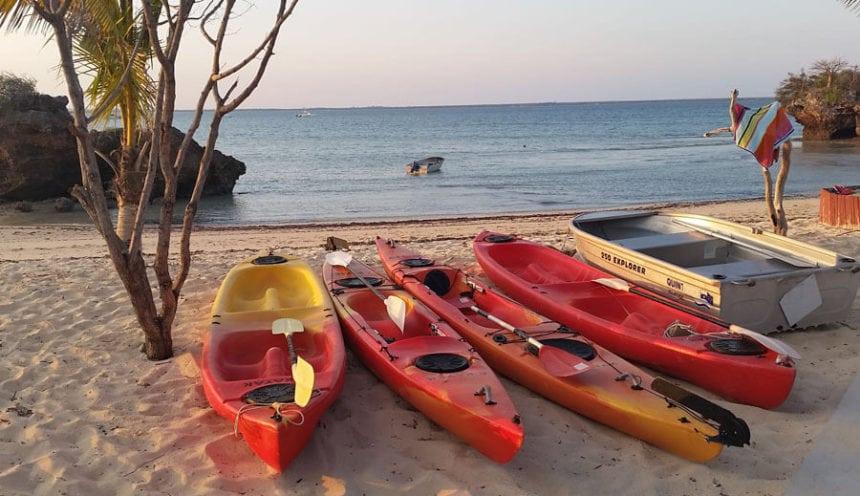 Situ Island Resorts 002 Kayaks