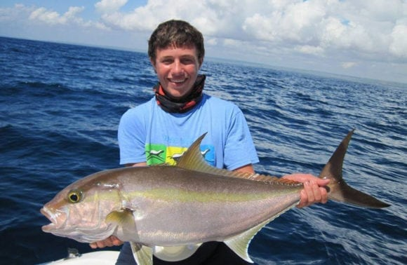 Situ island resorts Fishing 006 Amberjack at Situ