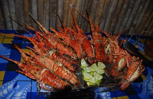 Situ island resorts Food 005 seafood