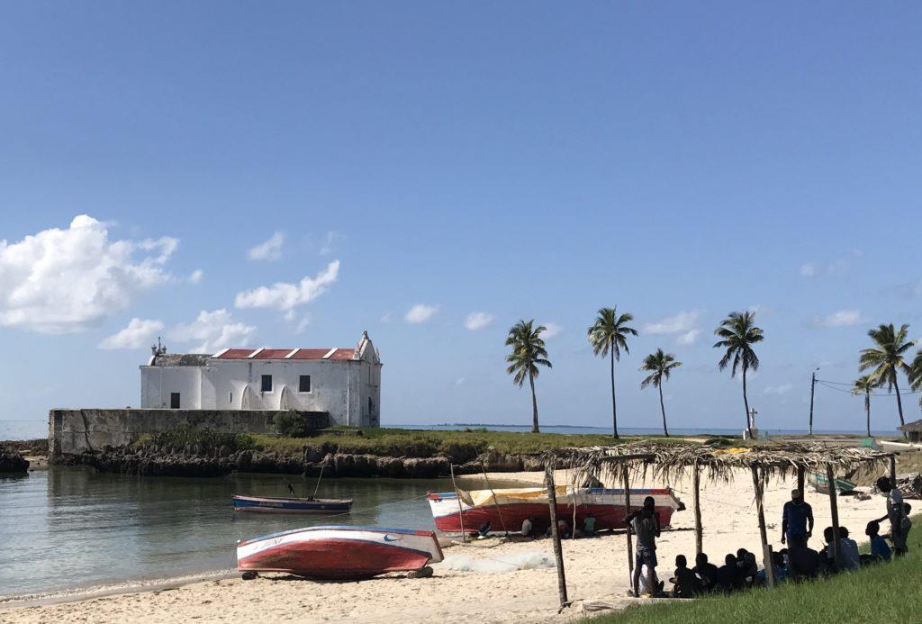 Coral Lodge Fort Ilha