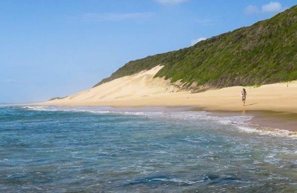 Anvil Bay 001 Activity Beach Walk