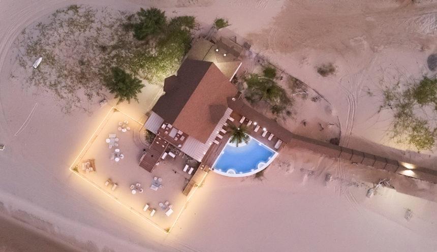 Sentidos 001 Aerial View