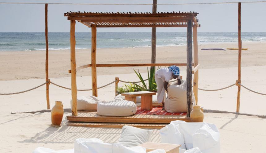 Sentidos 007 Beach Lounge