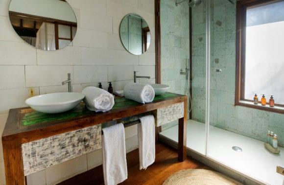 Sentidos Double Beach Villa Bathroom