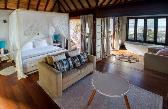Sentidos Double Beach Villa Room