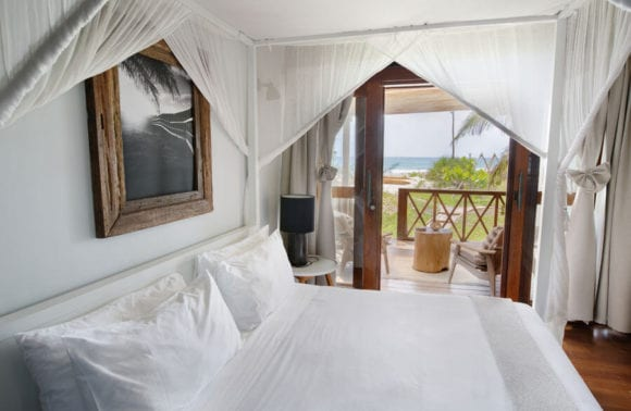 Sentidos Double Beach Villa Room with Sea View 03