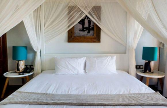 Sentidos Double Beach Villa Room with Sea View