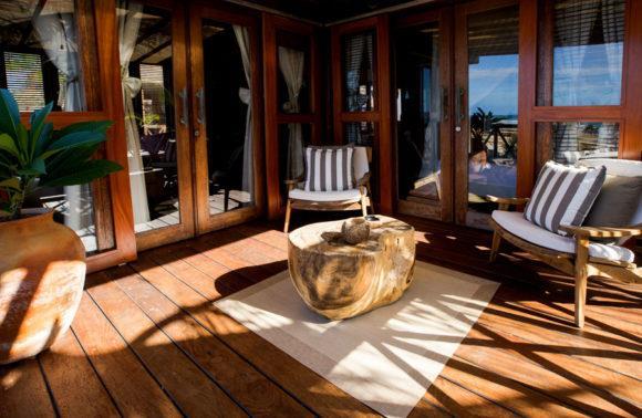 Sentidos Double Beach Villa Terrace