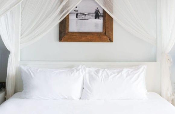 Sentidos Bedroom Detail family villa